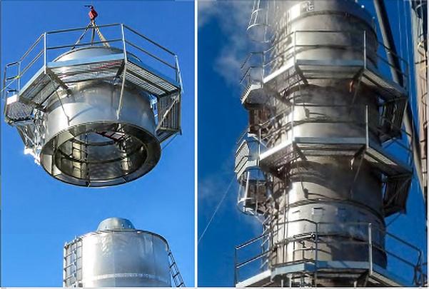 Modular Series Tower Dryer